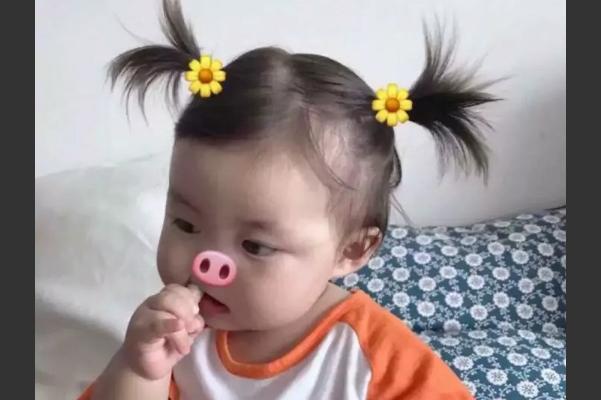 韩国女孩发型图片大全 韩国宝宝罗熙rohee发型图片(3)