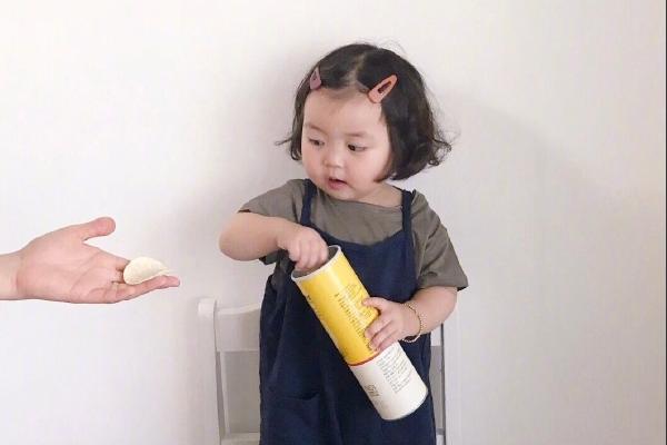 韩国女孩发型图片大全 韩国宝宝罗熙rohee发型图片