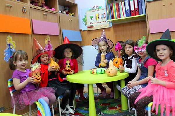 幼儿园万圣节活动方案 万圣节创意活动策划方案