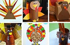 幼儿园亲子手工制作之感恩节亲子手工制作 先来马住