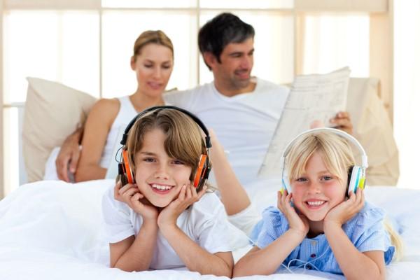 宝宝最适合听的3类音乐 妈妈赶快来收藏