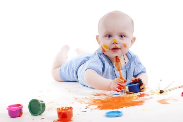 孩子学画画的培养步骤 通过游戏让孩子爱上画画