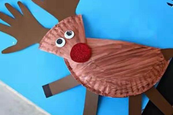 圣诞节幼儿园手工制作教程 简单精致的小手工快收藏