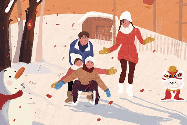 幼儿园元旦节活动教案 将新年歌儿开心唱起来