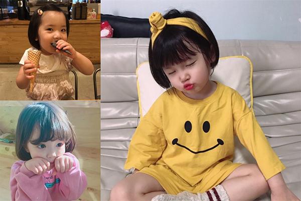 1-3岁女宝宝发型短发 超萌超可爱的儿童发型推荐