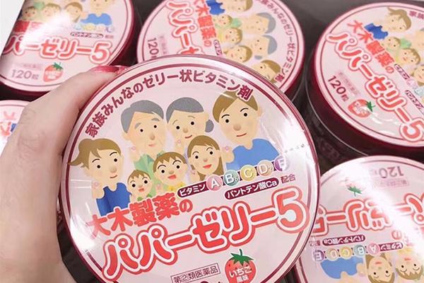 日本大木维生素软糖好不好 不防花1分钟来了解它