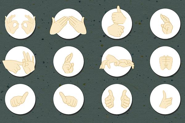 幼儿园简单的手指游戏 开学就带孩子们玩起来吧