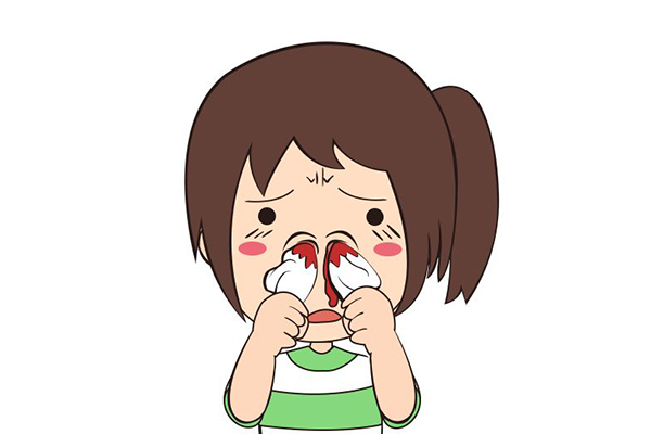 鼻子总流血怎么回事_孩子总流鼻血是怎么回事 不止上火这些原因也很常见 - 妈妈育儿网